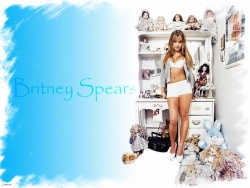 Celebrity Wallpaper - Sexy Britney