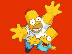 Animated/Cartoon Wallpaper - Simpsons