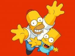 Animated/Cartoon Wallpaper - Simpsons