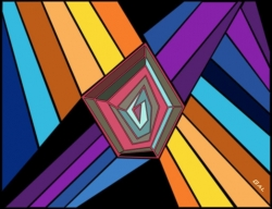 Art Wallpaper - Gal colour