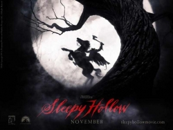 Movie Wallpaper - Sleepy hollow
