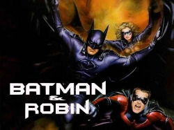 Movie Wallpaper - Batman & Robin