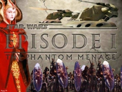 Movie Wallpaper - Phantom menace