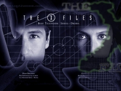 Movie Wallpaper - The Xfiles movie