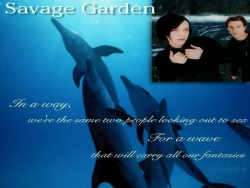 Music Wallpaper - Savage garden