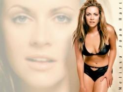 Bikini Wallpaper - Melissa Joan Hart