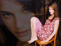 Model Wallpaper - N. Portman