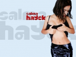 Model Wallpaper - Salrna Hayck