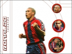 Celebrity Wallpaper - Ronaldo