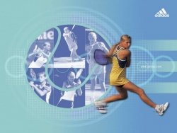 Celebrity Wallpaper - Sharapova