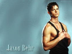 Celebrity Wallpaper - Jason Behr