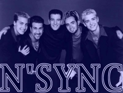 Music Wallpaper - N'Sync