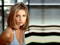 Celebrity Wallpaper - Gellar 3