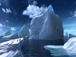3D and Digital art Wallpaper - Arctica