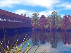 3D and Digital art Wallpaper - Autumn 3D