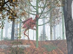 3D and Digital art Wallpaper - Fire draker
