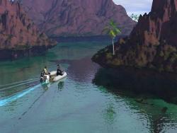 3D and Digital art Wallpaper - Islands