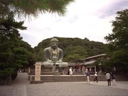 Landscape Wallpaper - Huge statue