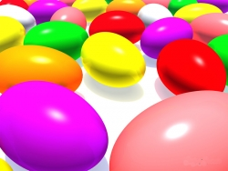 3D and Digital art Wallpaper - Jelly beans