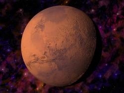 3D and Digital art Wallpaper - Mars