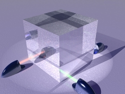 3D and Digital art Wallpaper - Memory crystal