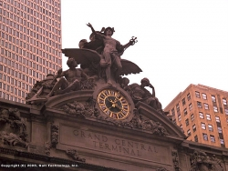 Landscape Wallpaper - Grand central terminal