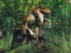 3D and Digital art Wallpaper - Raptor