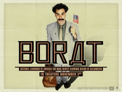 Movie Wallpaper - Borat movie
