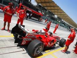 Car Wallpaper - F1 Ferrari