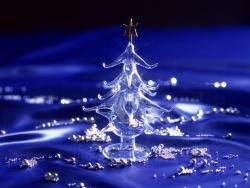 Christmas Wallpaper - Brad Xmas tree