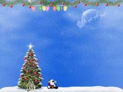 Christmas Wallpaper - Tannen Baum