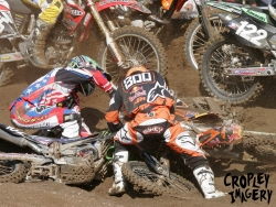 Funny Wallpaper - Enduro moto