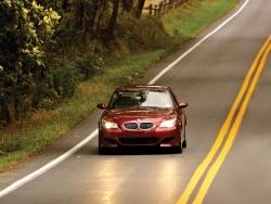 Car Wallpaper - BMW M5 2007