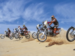 Sport Wallpaper - Enduro sport