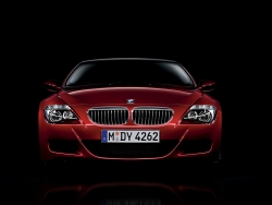 Car Wallpaper - BMW 2007