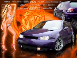 Car Wallpaper - Cobra tuning