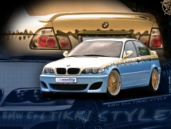 Car Wallpaper - BMW Mattig