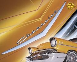 Car Wallpaper - Classic Chevrolet
