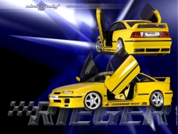 Car Wallpaper - Opel Calibra