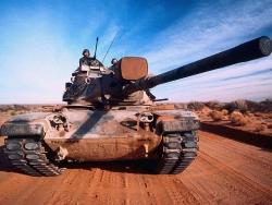 Military Wallpaper - Penzer tanc