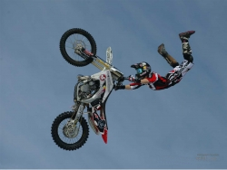 Sport Wallpaper - Moto escalade