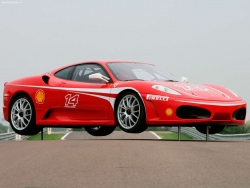 Car Wallpaper - Ferrari F430
