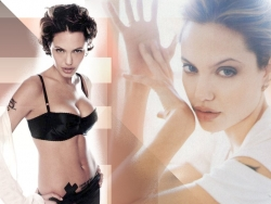 Sexy Wallpapers & Pictures - Angelina Jolie 1