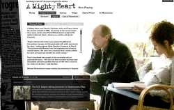 Movie Wallpaper - A mighty heart 2