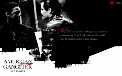 Movie Wallpaper - American Gangster 14