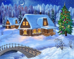 Christmas Wallpaper - Merry Christmas - a cool wallpaper