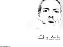 Music Wallpaper - Chris Martin (ColdPlay) 3
