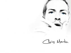 Music Wallpaper - Chris Martin (ColdPlay) 4