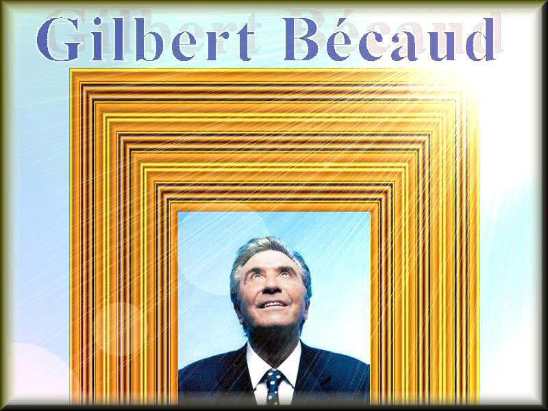 Gilbert Bacaud
