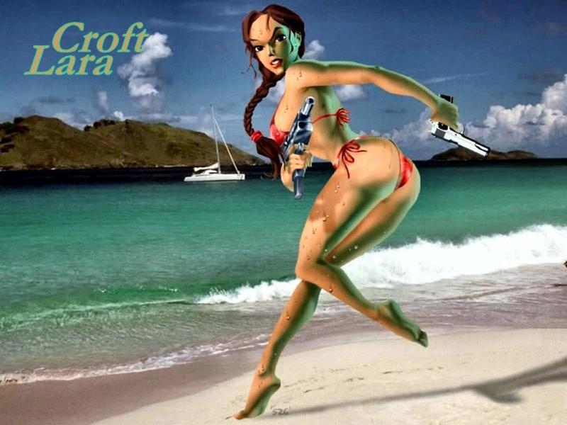 Croft Lara